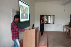 Seminar by Students on CEO of Companies